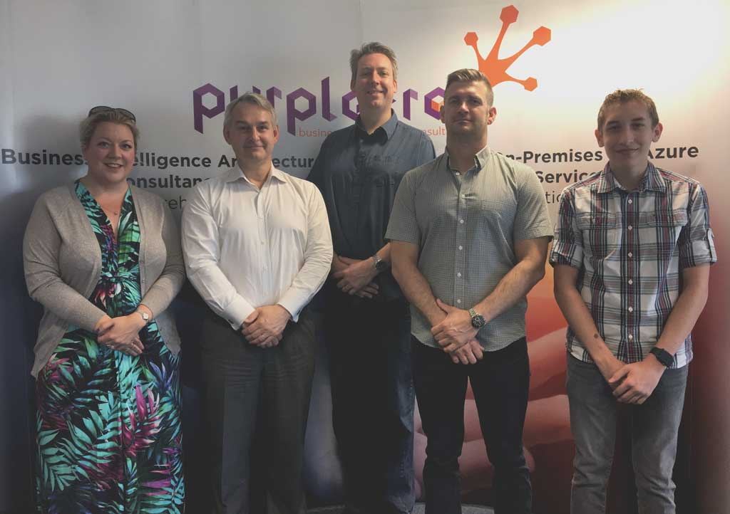 Purple Frog work experience