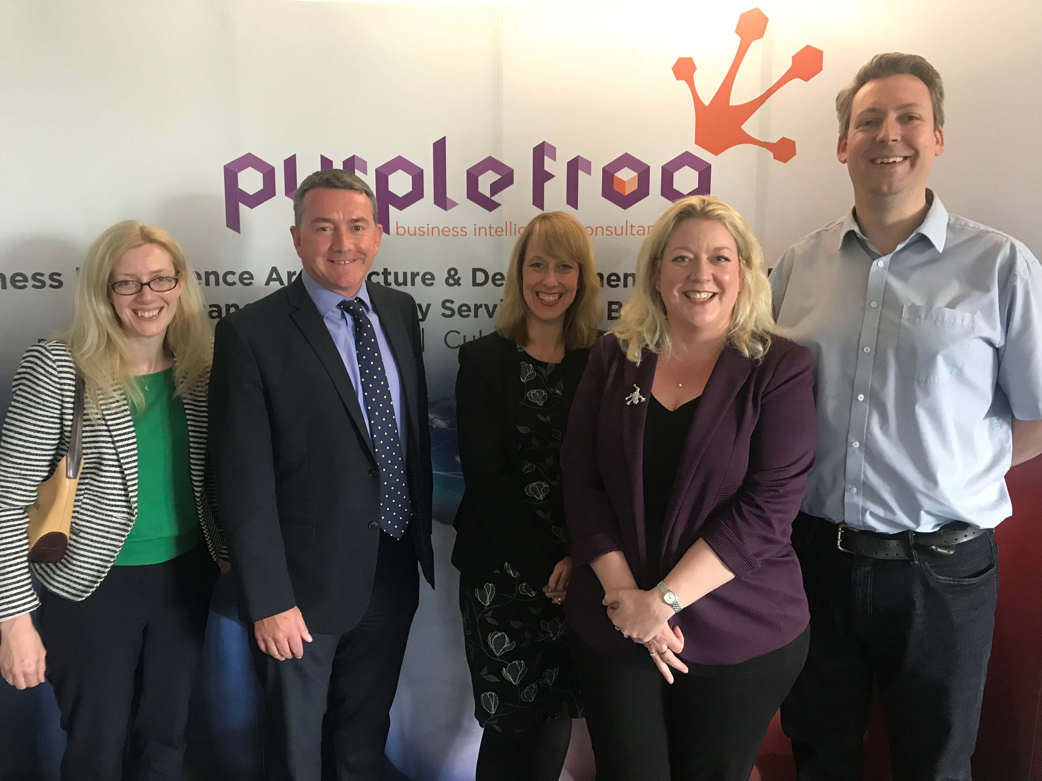 Shropshire Chamber Business Awards - Purple Frog