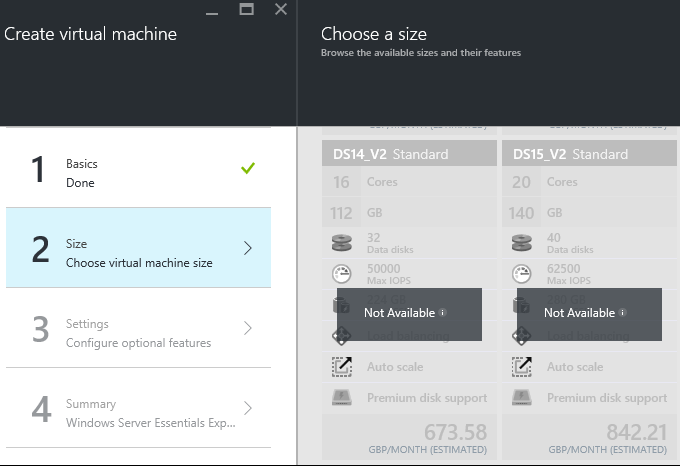 Azure Virual Machine CPU Cores Quota – Paul's Frog Blog